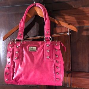 BetseyVille  Purse with in side zippers